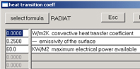 Radiat application sample 1